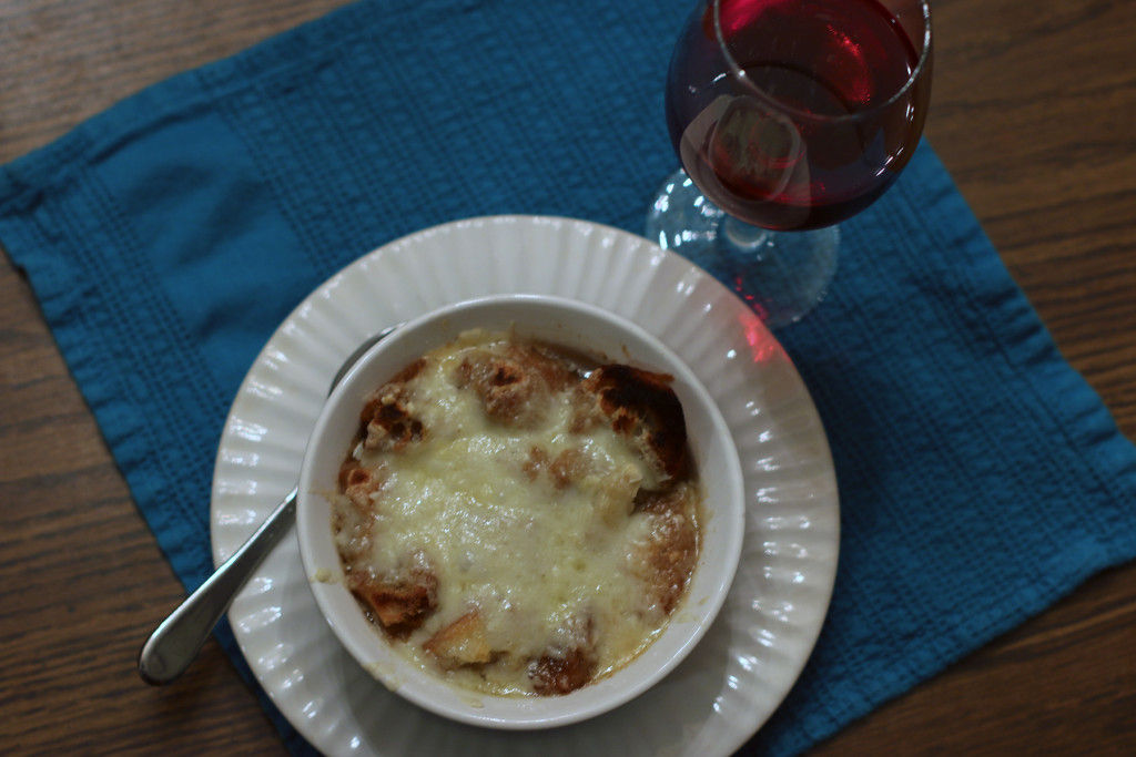French Onion Soup 6
