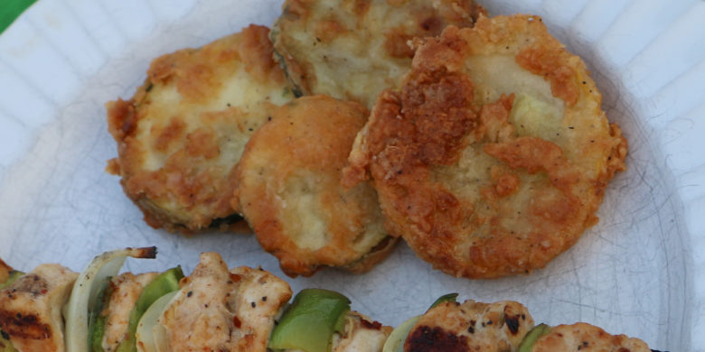 Country Fried Zucchini